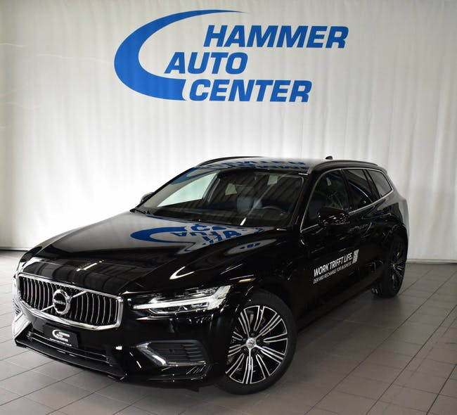 Volvo V60 2.0 T6 TE Inscription eAWD Recharge for Business 2'000 km CHF51'900 - kaufen auf carforyou.ch - 1