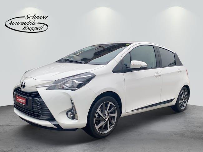Toyota Yaris 1.5 VVT-iE Trend 3'000 km CHF18'800 - buy on carforyou.ch - 1