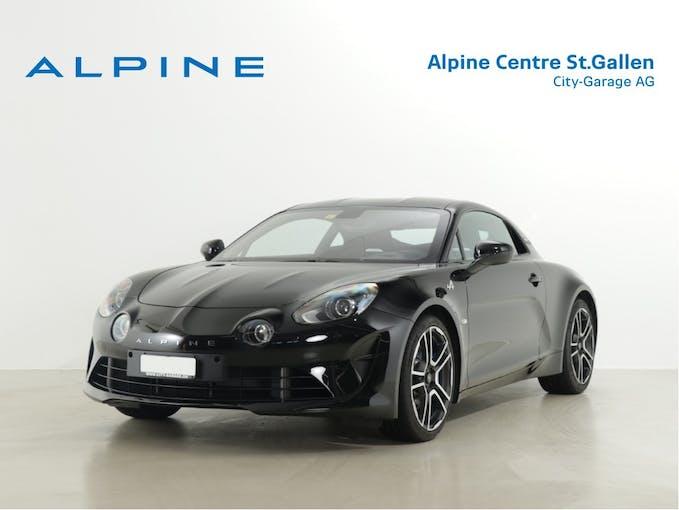 Alpine A110 1.8 Turbo Première Edition 10'000 km CHF59'400 - acheter sur carforyou.ch - 1