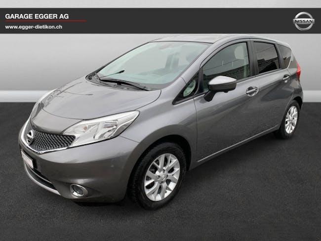 Nissan Note 1.2 acenta+ 88'000 km CHF9'700 - acheter sur carforyou.ch - 1