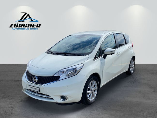 Nissan Note 1.5 dCi acenta+ 52'000 km CHF9'900 - acheter sur carforyou.ch - 1