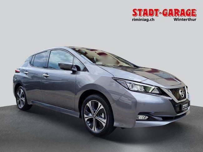 Nissan Leaf e+ Tekna 62 kw/h (inkl. Batterie) 3'000 km CHF34'540 - acheter sur carforyou.ch - 1
