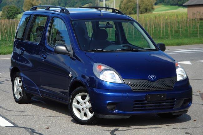 Toyota Yaris Verso 1.3 Linea Luna 199'000 km CHF4'500 - buy on carforyou.ch - 1