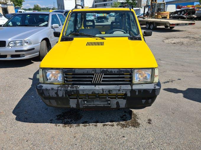 Fiat Panda 1100 Hobby 67'000 km CHF2'900 - buy on carforyou.ch - 1