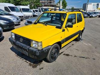 Fiat Panda 1100 Hobby 67'000 km CHF2'900 - buy on carforyou.ch - 2