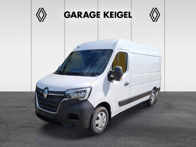 Renault Master Kaw. 3.5 t L2H2 2.3 dCi 135 TwinTurbo 10 km CHF32'717 - buy on carforyou.ch - 1