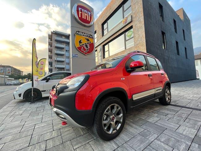 Fiat Panda 0.9 Twinair Turbo Cross 4x4 2'800 km CHF18'500 - buy on carforyou.ch - 1