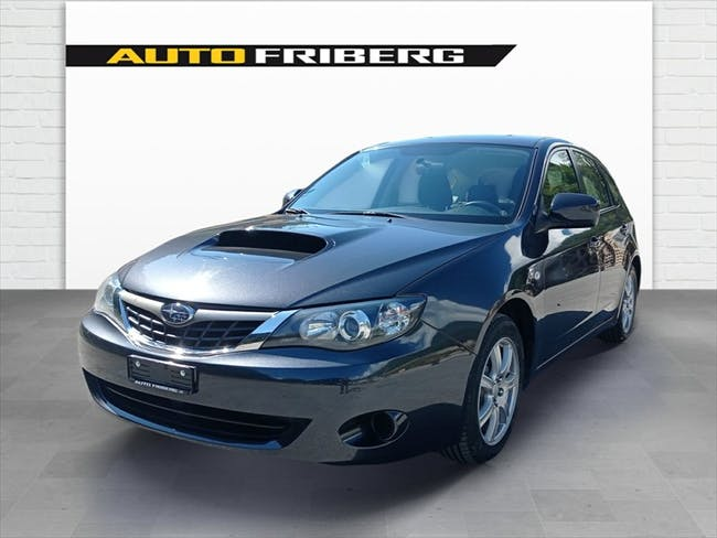 Subaru Impreza 2.0D Comfort S IMPREZA Modell 2008- 99'000 km CHF6'500 - acquistare su carforyou.ch - 1