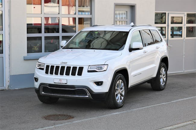 Jeep Grand Cherokee 3.0 CRD Limited Automatic ´´AHK 3´500KG´´ 88'000 km CHF26'900 - buy on carforyou.ch - 1