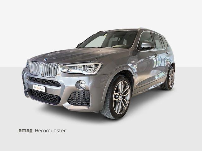 BMW X3 xDrive 30d xLine 92'000 km CHF28'900 - buy on carforyou.ch - 1