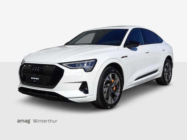 Audi e-tron Sportback 50 advanced Attraction 15 km CHF93'990 - buy on carforyou.ch - 1