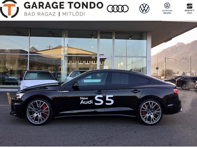 Audi S5 Sportback 10 km CHF93'200 - buy on carforyou.ch - 1