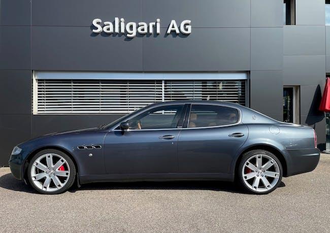 Maserati Quattroporte 4.2 V8 DuoSelect 108'000 km CHF19'500 - buy on carforyou.ch - 1