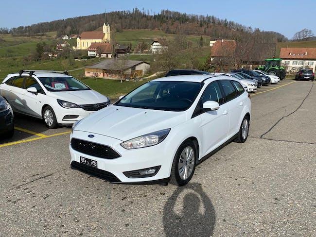 Ford Focus Station Wagon 1.5 TDCi 120 Business 69'259 km CHF14'500 - buy on carforyou.ch - 1