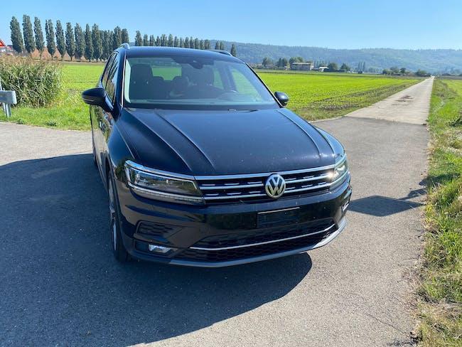 VW Tiguan 2.0 TDI SCR Highline DSG 115'000 km CHF24'600 - buy on carforyou.ch - 1
