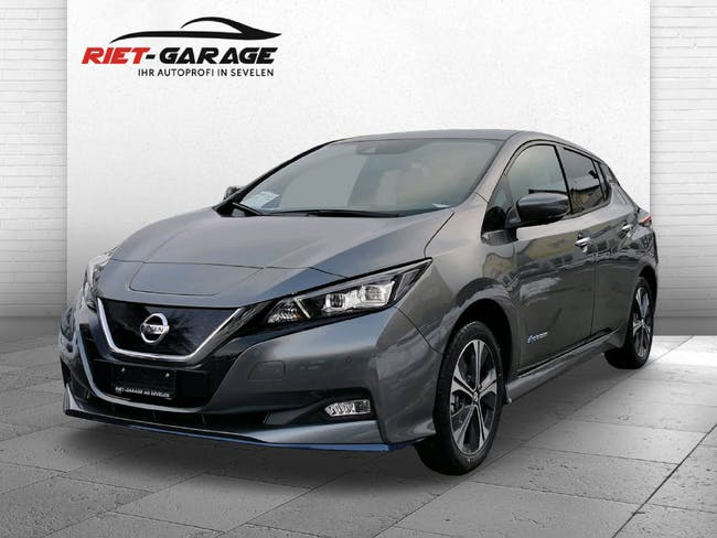 Nissan Leaf e+ Tekna 30 km CHF34'900 - acheter sur carforyou.ch - 1