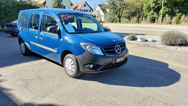 Mercedes-Benz Citan 111 Kombi eL 1.5 CDI 7P 140'949 km CHF18'000 - buy on carforyou.ch - 1