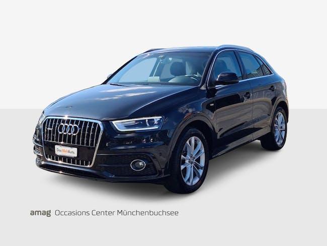 Audi Q3 Q3 122'350 km CHF20'450 - buy on carforyou.ch - 1