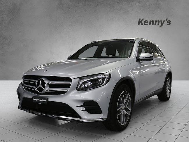 Mercedes-Benz GLC-Klasse GLC 250 d AMG Line 4Matic 45'000 km CHF41'600 - buy on carforyou.ch - 1