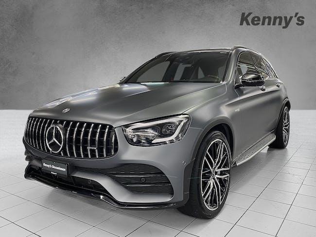 Mercedes-Benz GLC-Klasse GLC 43 AMG 4Matic 23'000 km CHF77'600 - acheter sur carforyou.ch - 1