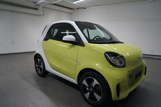 Smart Fortwo Coupé EQ Passion 50 km CHF23'900 - buy on carforyou.ch - 1