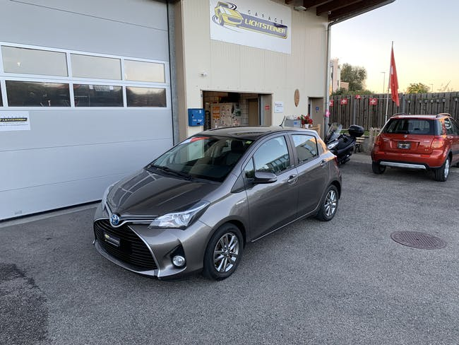 Toyota Yaris 1.5 VVT-i HSD Trend 71'900 km CHF14'700 - buy on carforyou.ch - 1