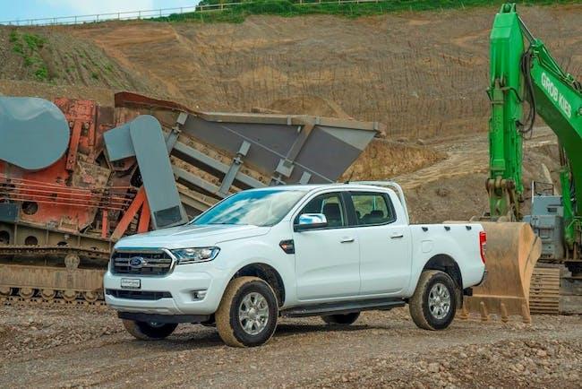 Ford Ranger XLT 2.0 Eco Blue 4x4 A 40 km CHF38'800 - buy on carforyou.ch - 1