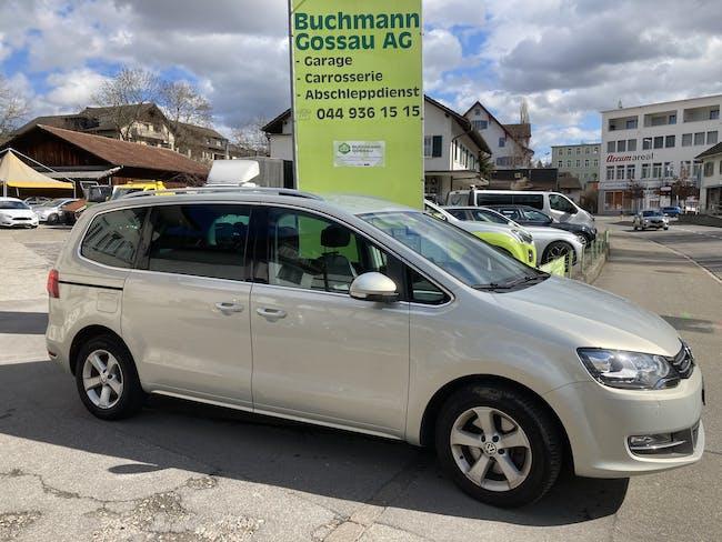 VW Sharan 2.0 TDI BlueMT Highl. DSG 152'000 km CHF17'900 - buy on carforyou.ch - 1
