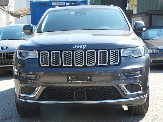 Jeep Grand Cherokee 3.0 CRD Summit Automatic 155'000 km CHF17'500 - buy on carforyou.ch - 1