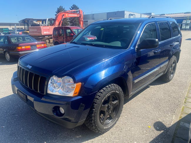 Jeep Grand Cherokee 4.7 V8 Limited Automatic 184'000 km CHF8'500 - buy on carforyou.ch - 1