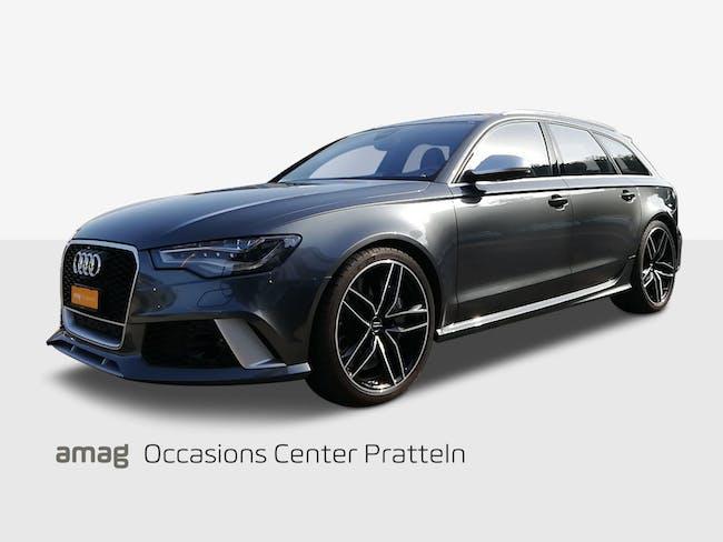 Audi RS6 Avant 62'200 km CHF63'990 - buy on carforyou.ch - 1