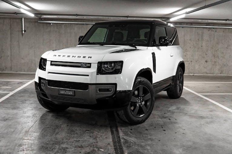 Land Rover Defender 90 2.0 Si4 X-Dynamic SE 23 km CHF85'900 - buy on carforyou.ch - 1