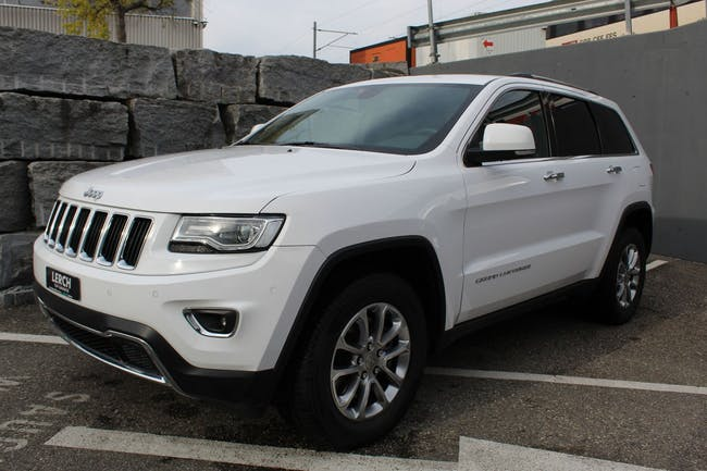 Jeep Grand Cherokee 3.0 CRD Limited Automatic 90'000 km CHF29'700 - acheter sur carforyou.ch - 1