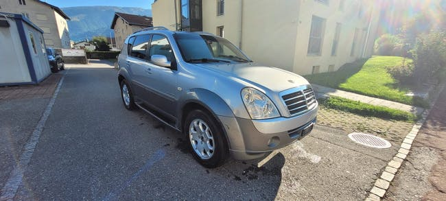 SsangYong Rexton RX 270 Xdi Deluxe Automatic 160'000 km CHF5'800 - acheter sur carforyou.ch - 1