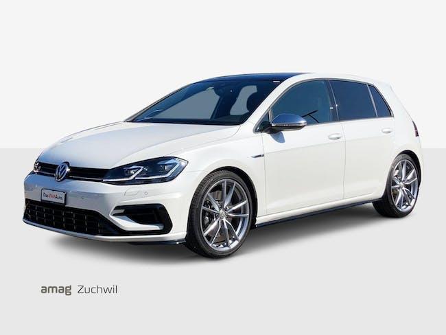 VW Golf R 16'000 km CHF40'900 - buy on carforyou.ch - 1