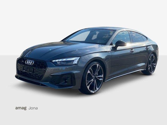 Audi A5 Sportback 45 TFSI S line 14'300 km CHF65'555 - buy on carforyou.ch - 1
