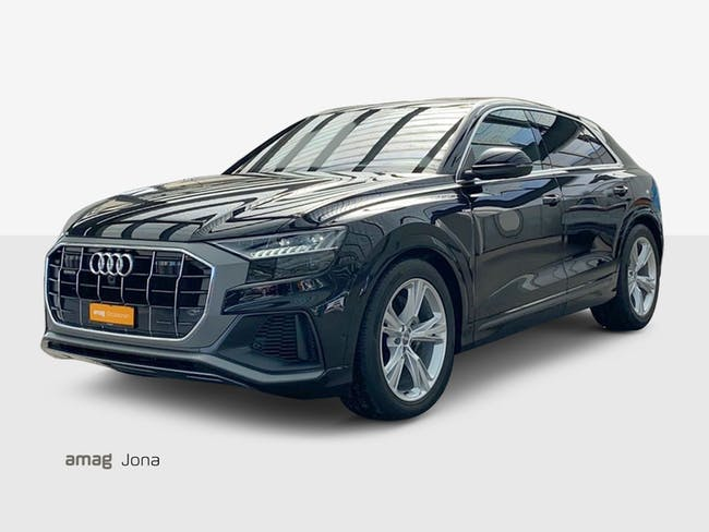 Audi Q8 50 TDI 14'500 km CHF82'555 - buy on carforyou.ch - 1