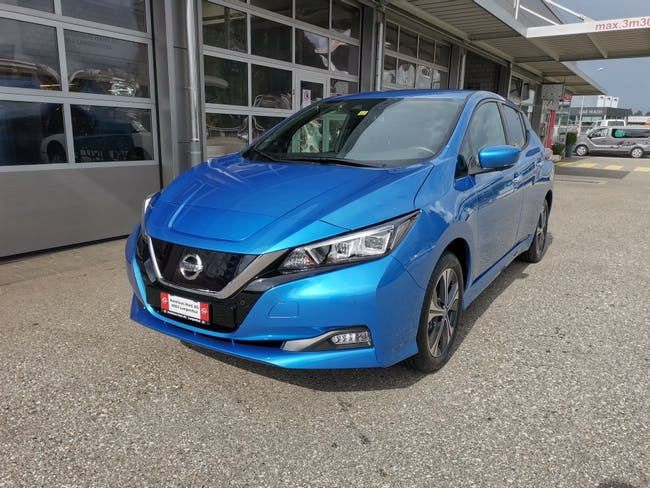 Nissan Leaf e+ Tekna 2'500 km CHF34'900 - acheter sur carforyou.ch - 1