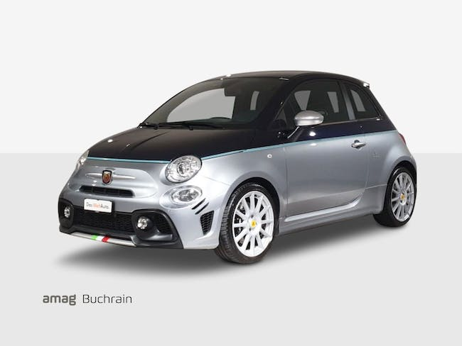 Fiat other 695 1.4 16V T Abar.Rivale 10'800 km CHF28'650 - buy on carforyou.ch - 1
