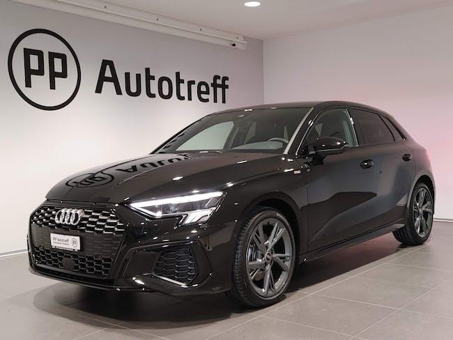 Audi A3 Sportback 35 TFSI S line Attraction 5'000 km CHF44'300 - buy on carforyou.ch - 1
