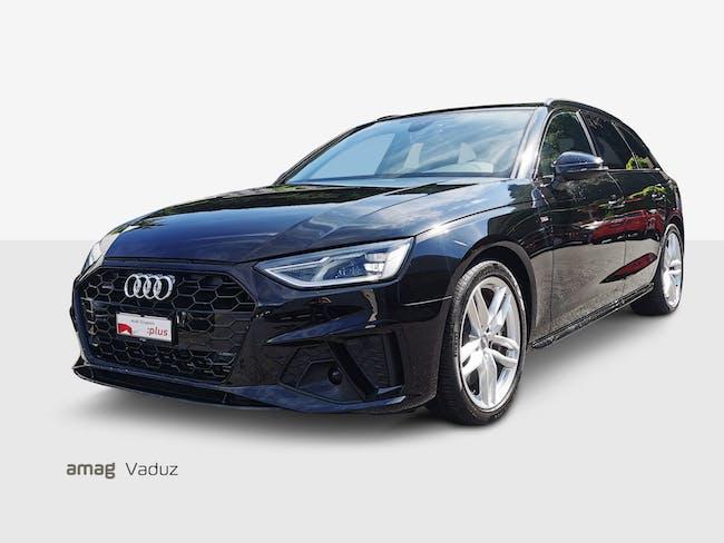 Audi A4 Avant 50 TDI S line 21'051 km CHF49'790 - buy on carforyou.ch - 1