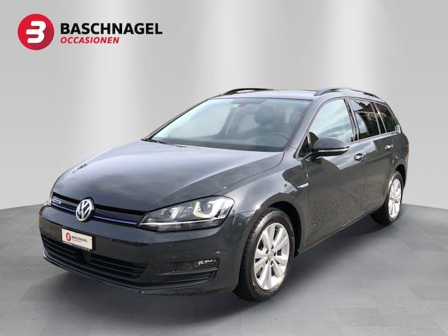 VW Golf Variant Comfortline TGI BlueMotion 49'200 km CHF17'950 - buy on carforyou.ch - 1