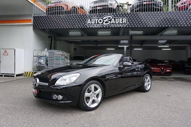 Mercedes-Benz SLK 250 BlueEffic. Cabriolet 57'500 km CHF22'600 - buy on carforyou.ch - 1