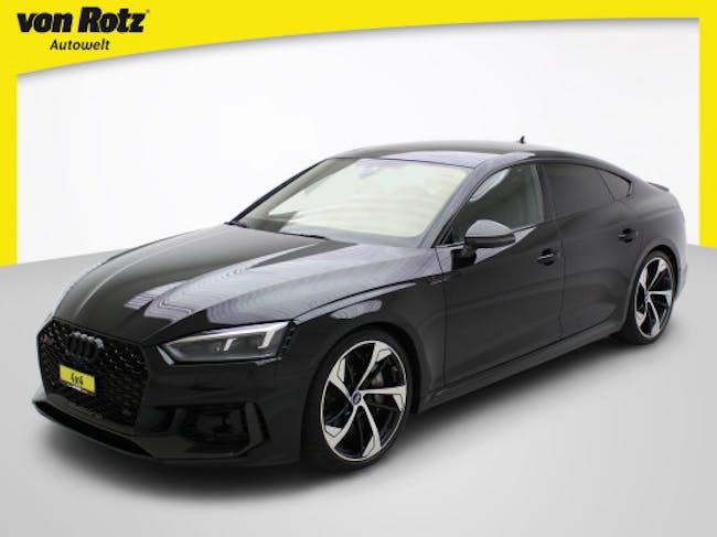 Audi S5 / RS5 RS5 Sportback TFSI quatt. 22'700 km CHF83'790 - buy on carforyou.ch - 1