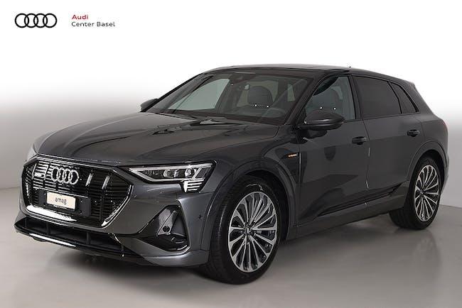 Audi e-tron 55 S line 5'000 km CHF87'490 - buy on carforyou.ch - 1