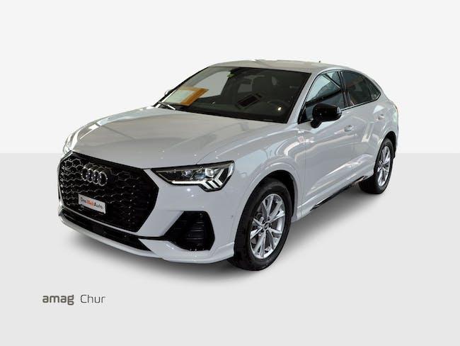 Audi Q3 Sportback 35 TDI S line Attraction 7'500 km CHF47'590 - buy on carforyou.ch - 1