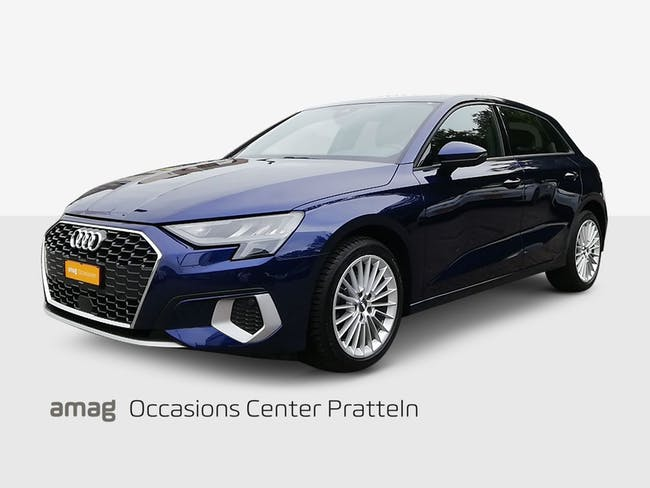 Audi A3 Sportback 35 TFSI advanced 18'300 km CHF33'990 - buy on carforyou.ch - 1