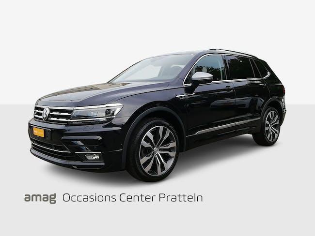 VW Tiguan Allsp 2.0 High 4M 18'900 km CHF44'390 - buy on carforyou.ch - 1