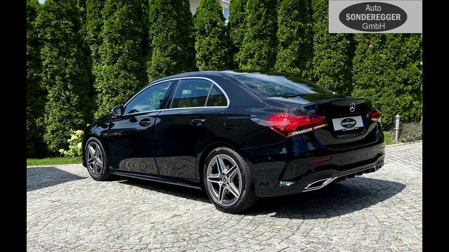 Mercedes-Benz A-Klasse A 180 AMG Line Limousine 13'000 km CHF36'500 - buy on carforyou.ch - 1