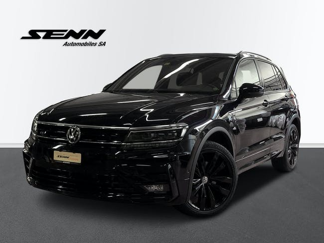 VW Tiguan Highline 49'000 km CHF41'950 - buy on carforyou.ch - 1